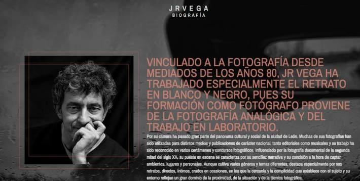 Captura de la página web de Vega.