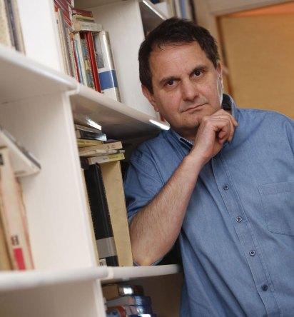 Carlos Suárez. © Fotografía: Guillermo Navarro.
