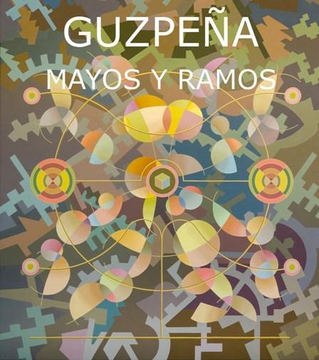 Cartel de la exposición de Guzpeña en el Museo de León.