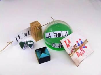 """Presentación de la revista ensamblada """"LaBOLA"""" nº 0."""