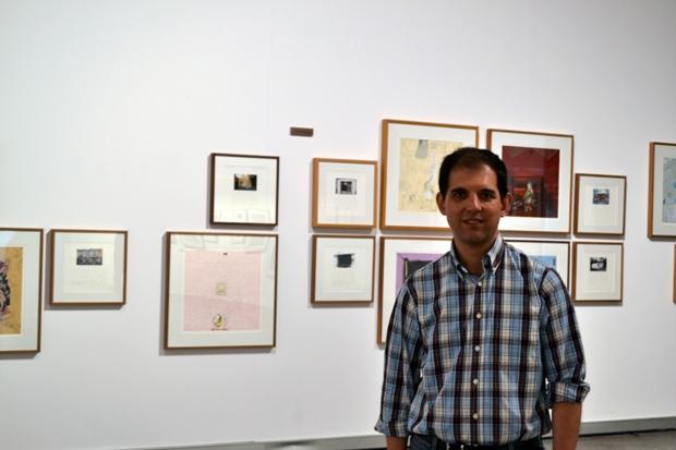 José Luis Viñas. Fotogtafía: Cortesía del Musac