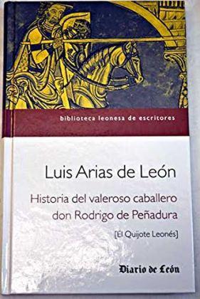 Portada del libro de Luis Arias de León.