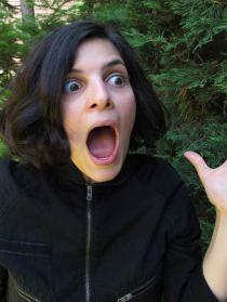 Andrea Soto, actriz principal de ACT. © Foto: Archivo Pi.
