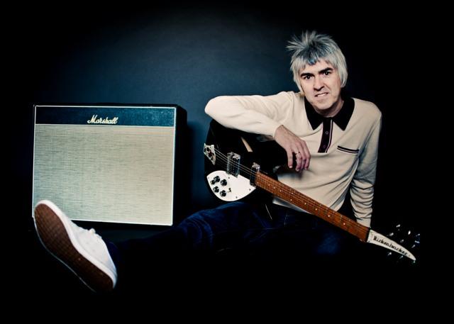 El músico leonés Alex Cooper.