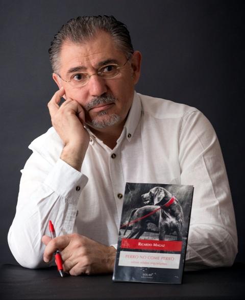 El escritor leonés Ricardo Magaz.