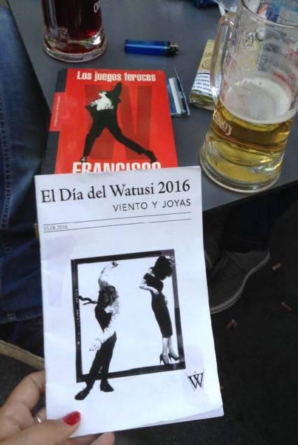 El Día del Watusi, en León.