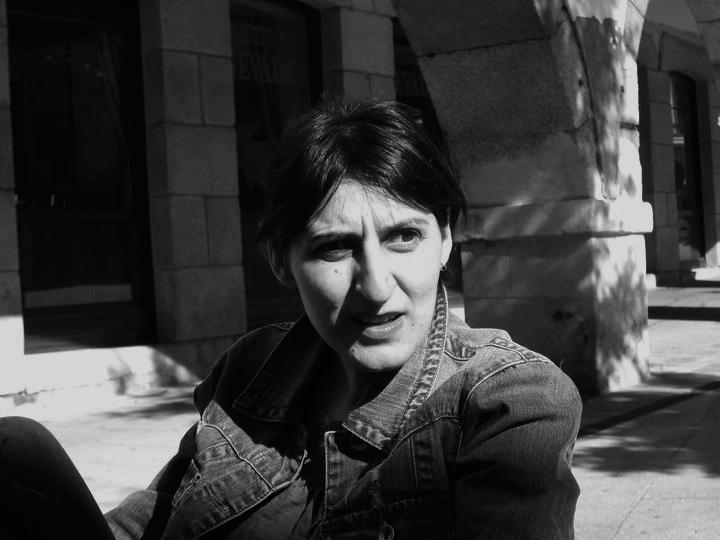 María Paz Martínez Alonso.