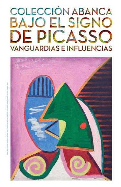 """""""Bajo el signo de Picasso""""."""