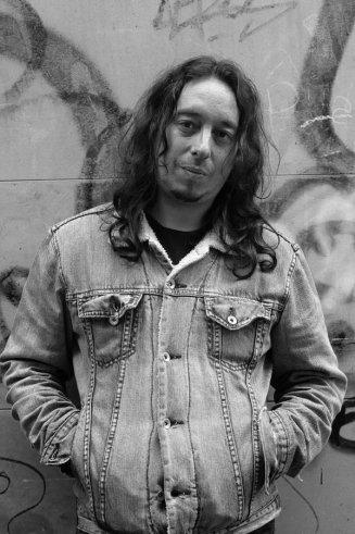 Retrato de Javier R. de la Varga. Fotografía: Cortesía del artista.