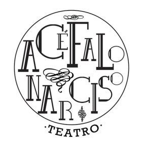 Logo de Acéfalo Narciso Teatro. Autora: Alba de la Torre.