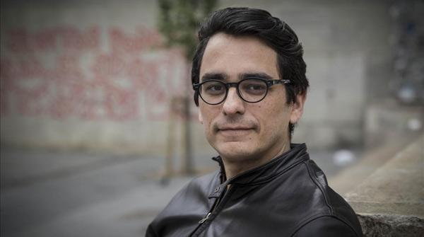 El cineasta Andrés Duque.