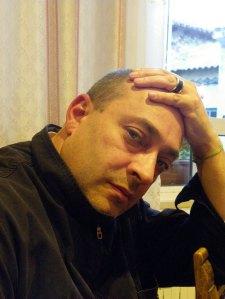 Víctor M. Díez. Foto: E. Otero.