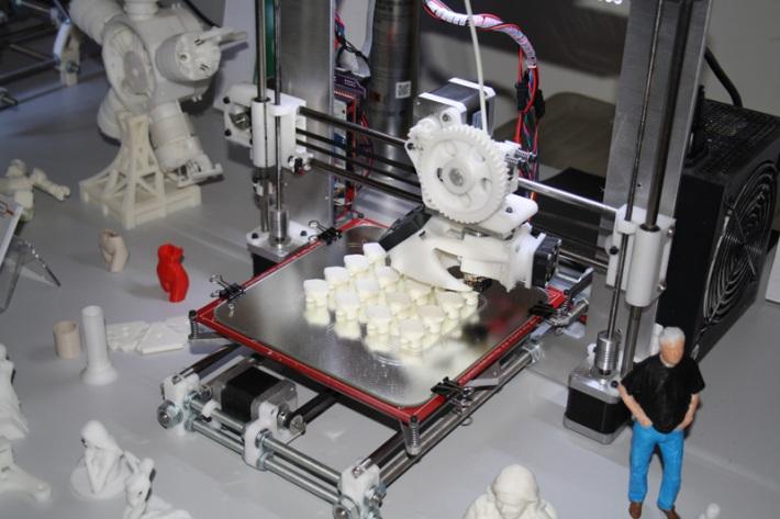 Impresión en 3D. Autor: CEARCAL.