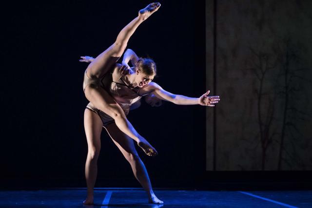 Ballet Contemporáneo de Burgos.