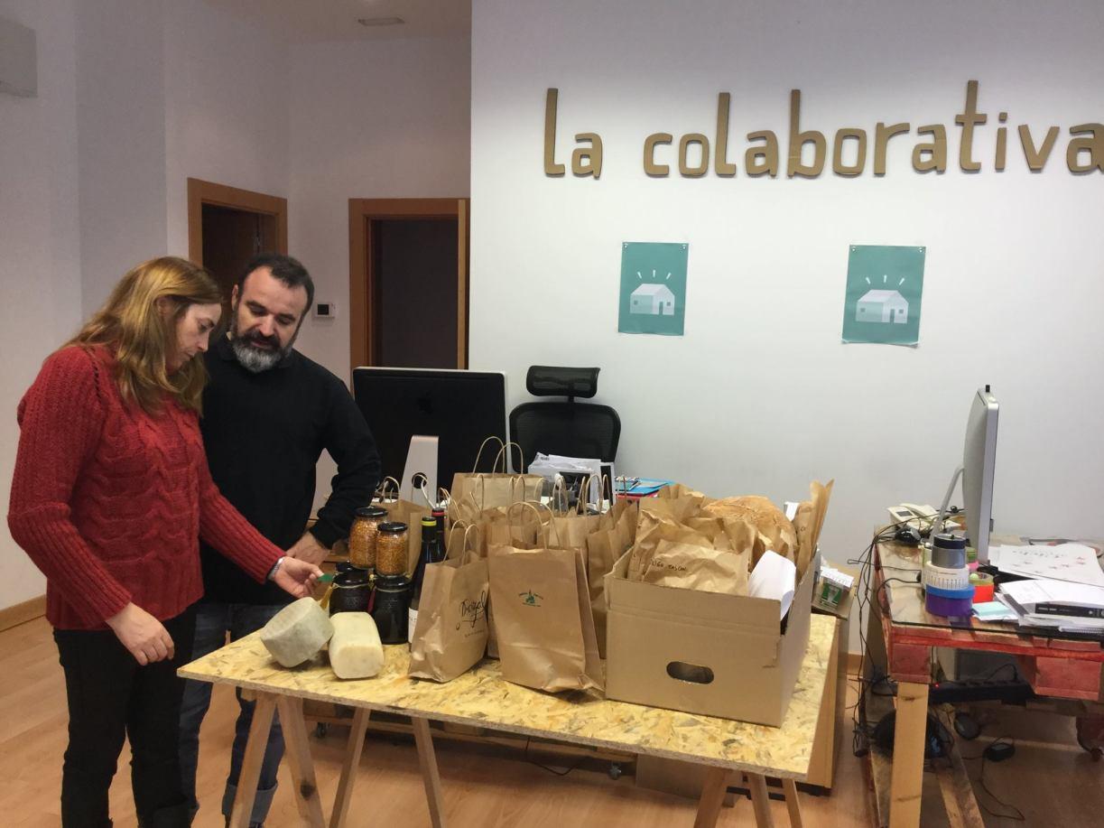 La Colmena León La Colaborativa, la primera que se abrió en Castilla y León y en todo el noroeste de España.