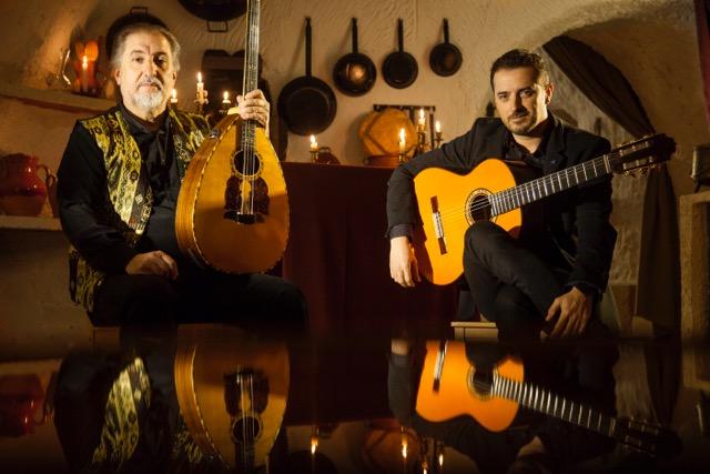 Paco Díez y Raúl Olivar