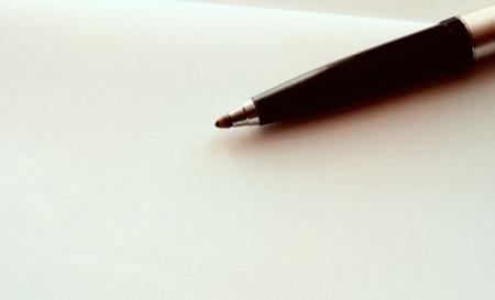 Folio en blanco, el tsunami del escritor…