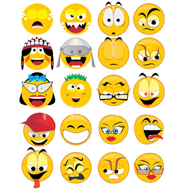 Emoticones...