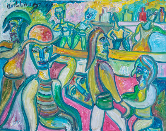 Obra de José Guillou.
