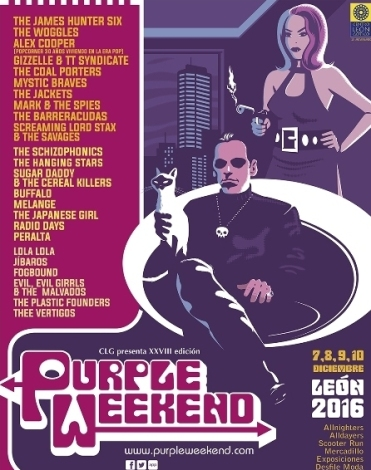 Cartel Purple Weekend 2016
