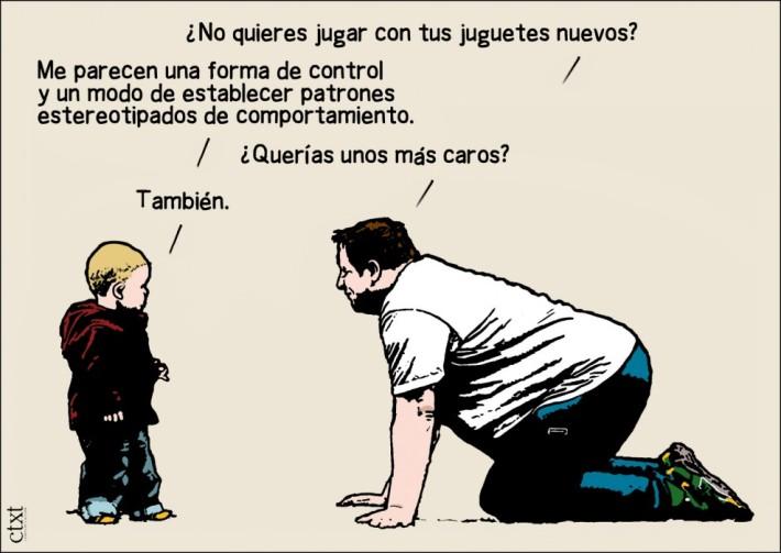 Viñeta de Ernesto Rodera publicada en ctxt.es