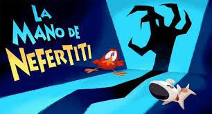 """""""La mano de Nefretiti"""". Guillermo García Carsi"""