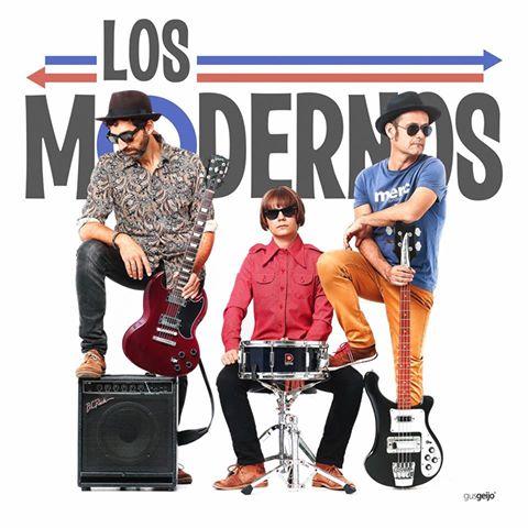 Los Modernos.