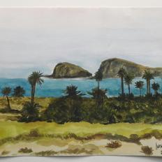 Obra de Luisa Martín.