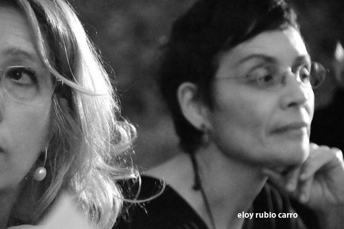 Mercedes Blesa y Marifé Santiago