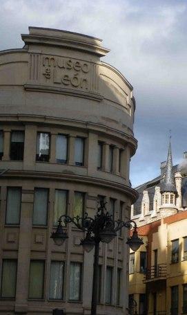 Museo de León en el edificio Pallarés.