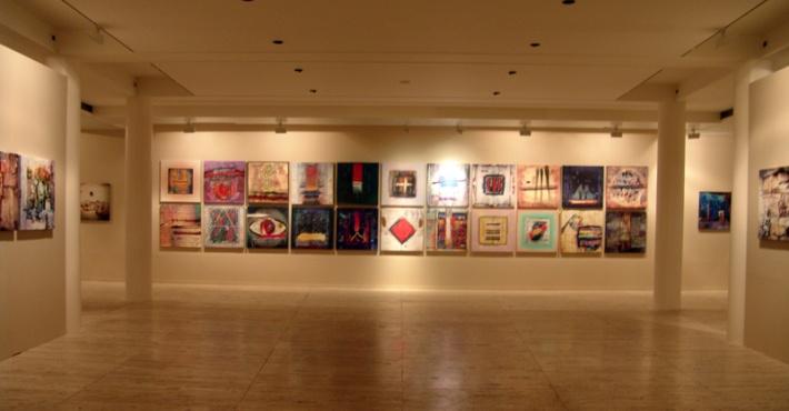 Exposición de Manuel Jular en el Museo de León. Foto: L. Grau.