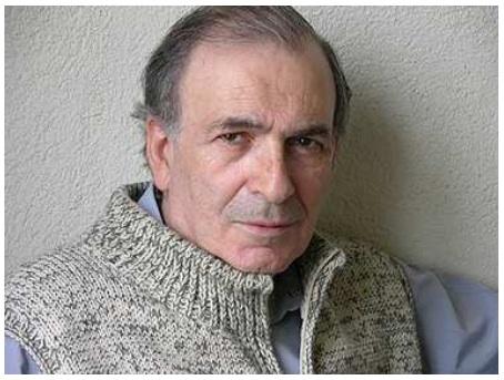 José-Miguel Ullán. © Fotografía: Manuel Ferro.