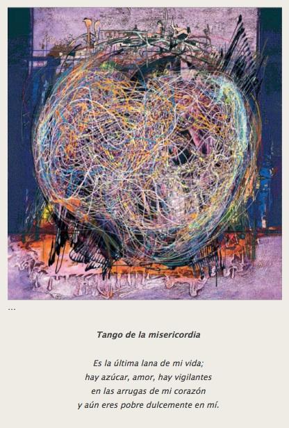 Fragmento de un cuaderno de Manuel Jular para Antonio Gamoneda (2006-2007).