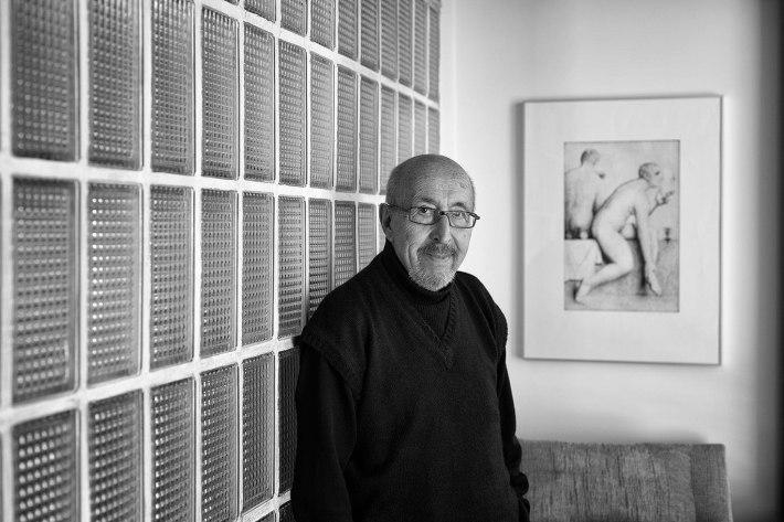 Manuel Jular (2015). © Fotografía: José Ramón Vega.