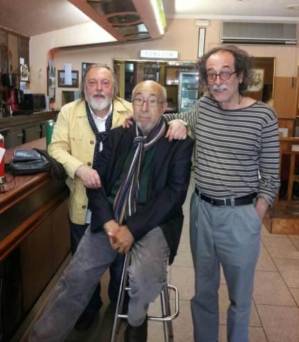 Uriarte, Jular y Carlos Álvarez.