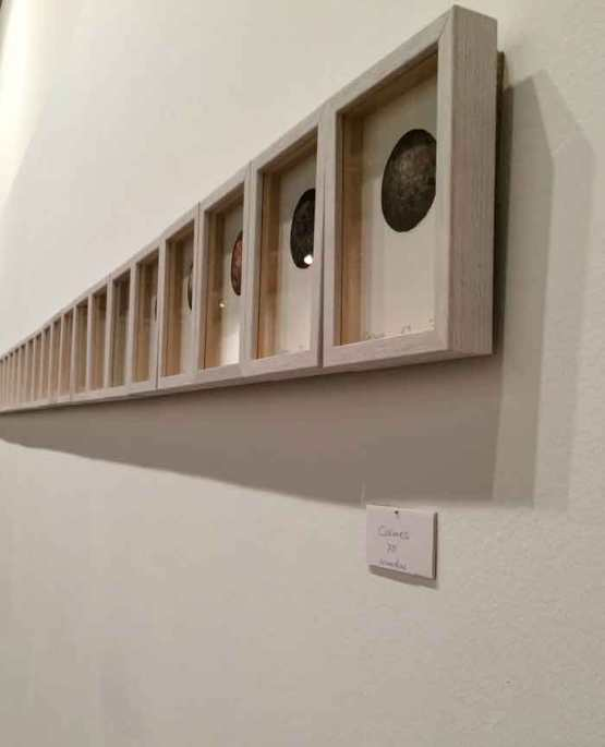 """""""Ensueños"""", esculturas de Federico Osorio en La Alhóndiga (Segovia). Foto: MSB."""