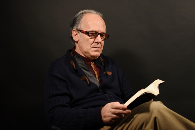 El escritor zamorano Atilano Sevillano