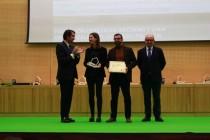 FCAYC  recibe el premio construcción sosteniobel Castilla y León