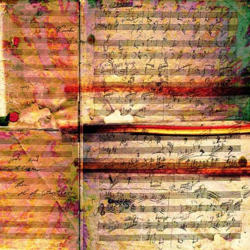 Obra de Manuel Jular dedicada a Beethoven.