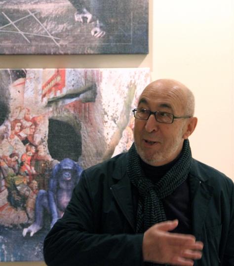 Manuel Jular. © Fotografía: Juan Luis García.