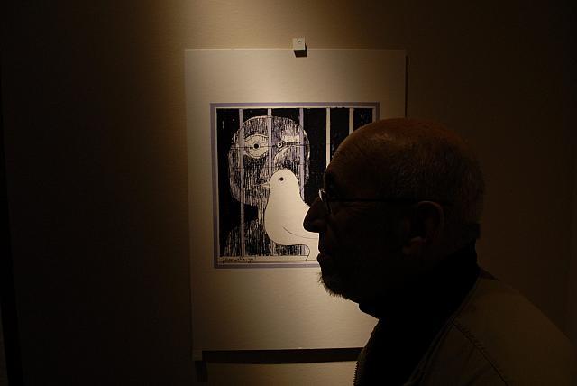 Manuel Jular en una foto de Mauricio Peña (La Nueva Crónica).