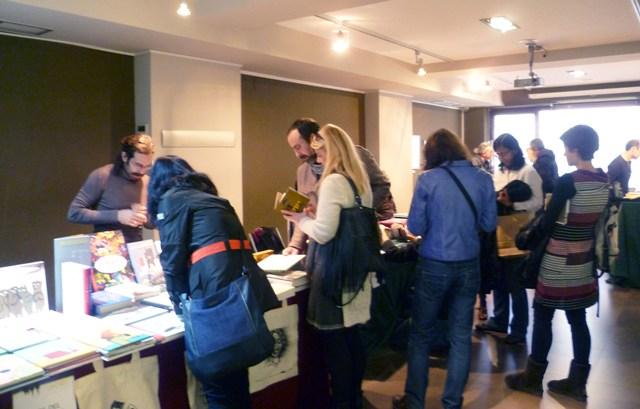 """Feria del libro de artista """"LIBRARTE"""""""
