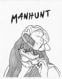Manhunt . Fuente: www.ginawynbrandt.com