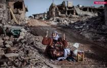 "Fotografía de JM López. ""After the Battle"" en Siria."