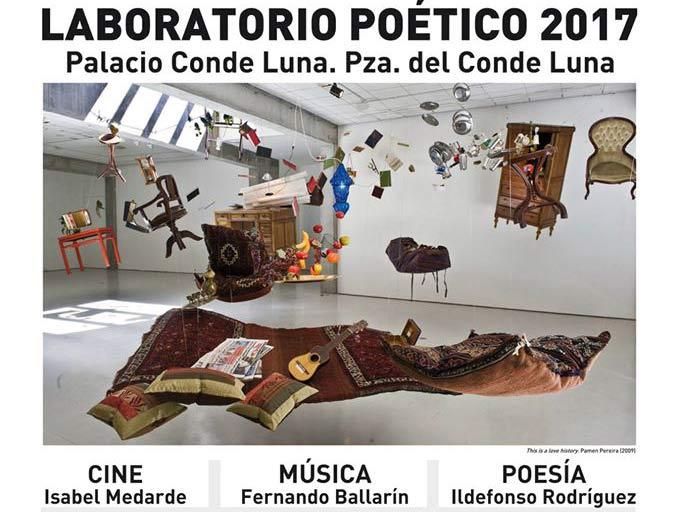 Imagen del cartel: Mamen Pereira.