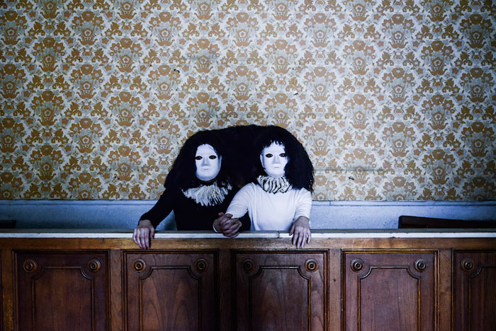 TESLA 2017. ACTO VIII. La venganza de las siamesas Lisa y Louise. © Fotografía: Eduardo FAndiño