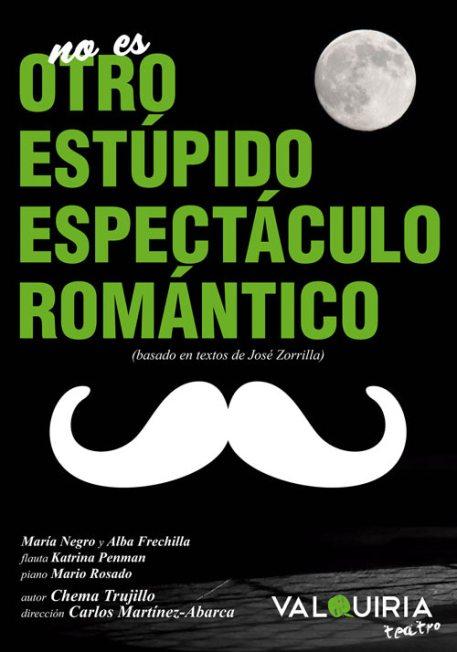 El cartel es obra de Pablo Frechilla.