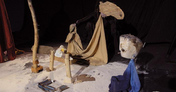 Compañía: Títeres de María Parrato. Espectáculo: 'Palabras de Caramelo'. Foto: Chema Castelló.