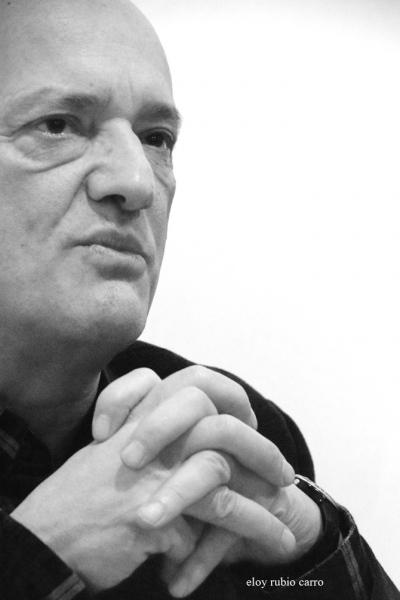 Gustavo Martín Garzo. Fotografía: Eloy Rubio Carro