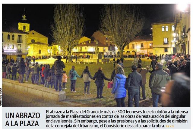 Fotografía: Mauricio Peña. Fuente: La Nueva Crónica (de León)